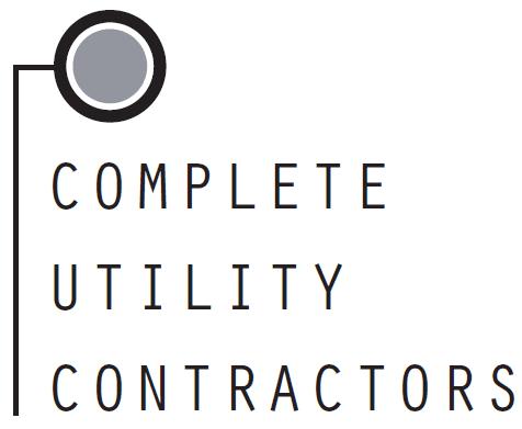 Complete Utility Contractors